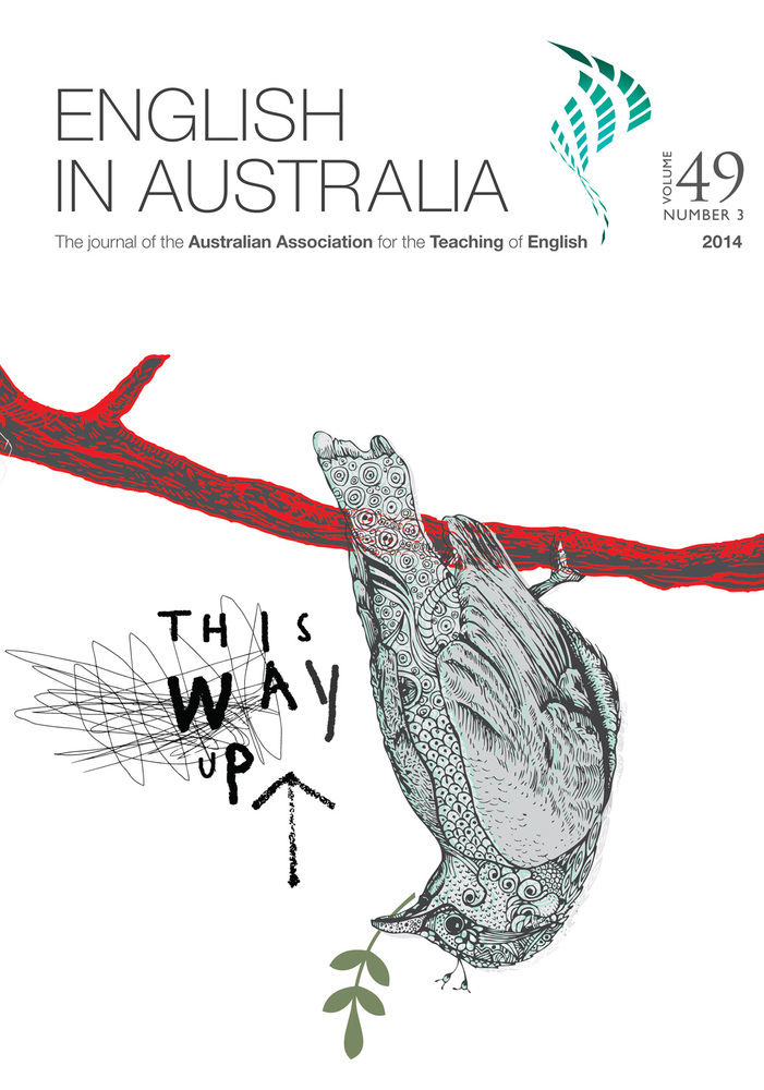 Journal Article in English in Australia