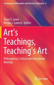 Art's Teaching Cover